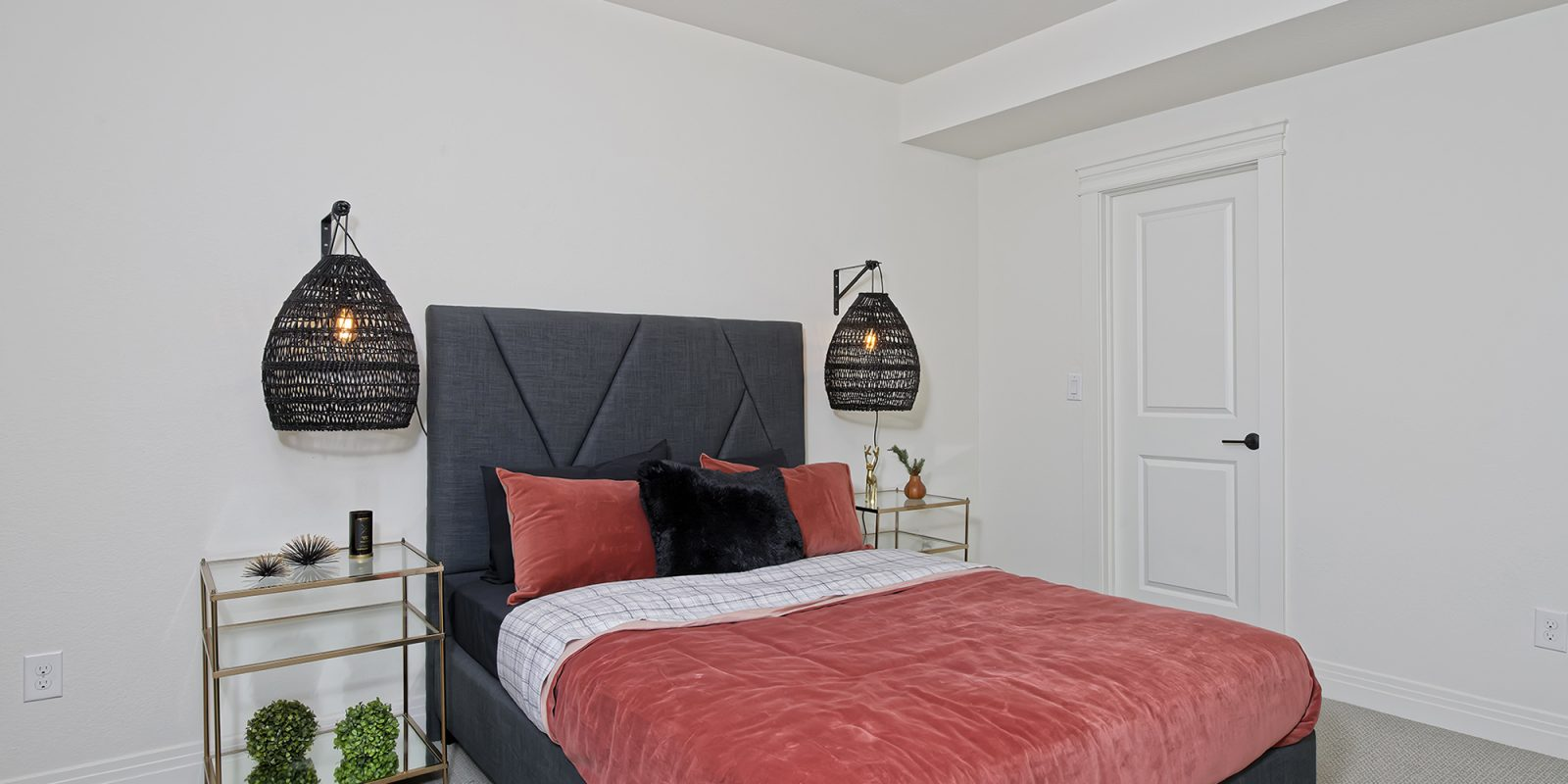Downtown Superior: Insight - Basement Bedroom