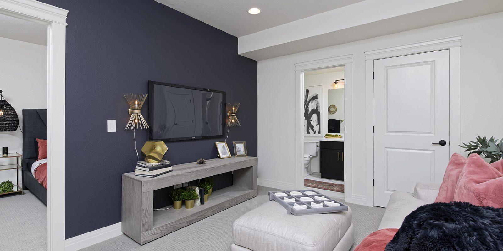 Downtown Superior: Insight - Basement Rec Room