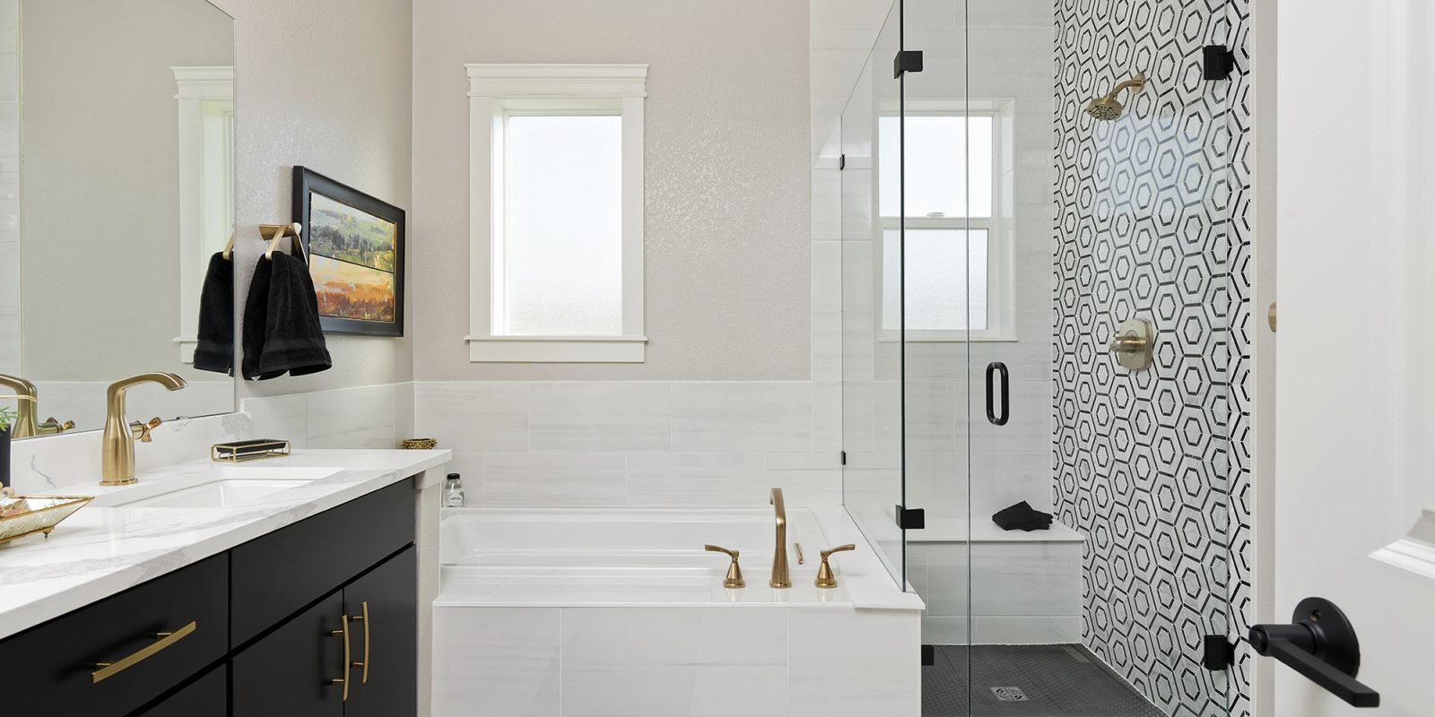 Downtown Superior: Insight - Master Bathroom