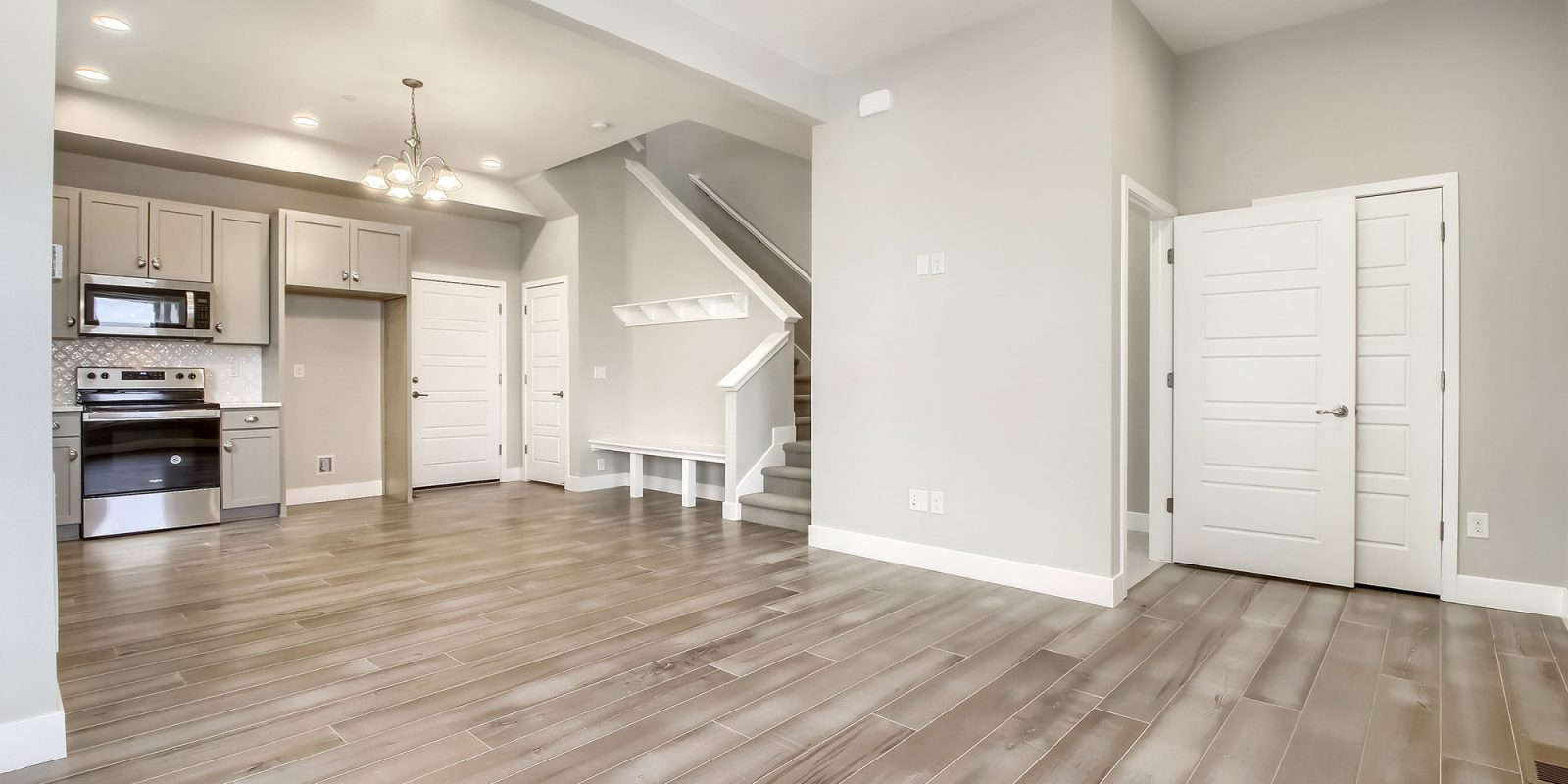 Downtown Superior - Affinity: Open Floor Plan