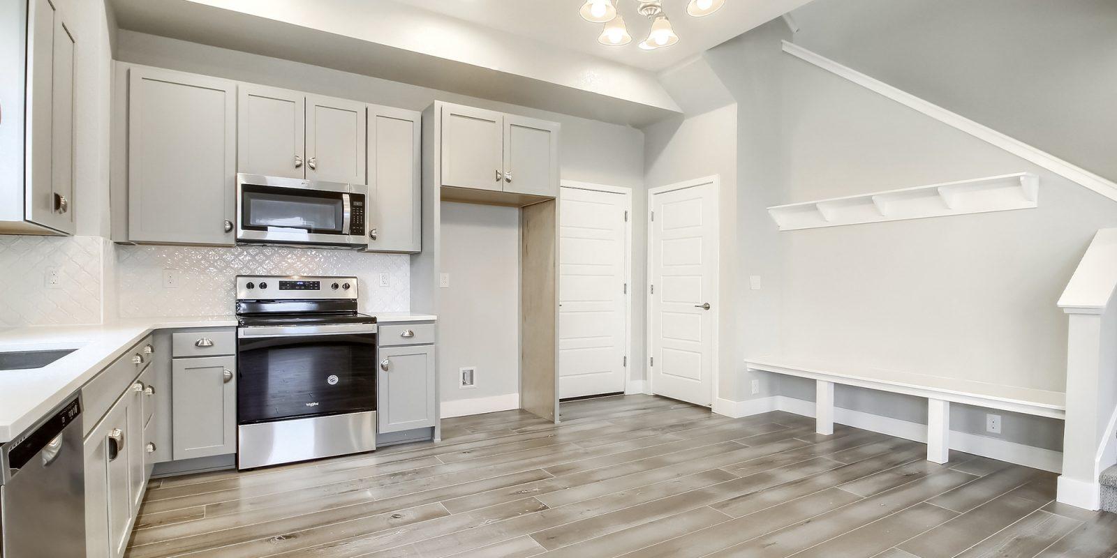 Downtown Superior: Affinity - Kitchen