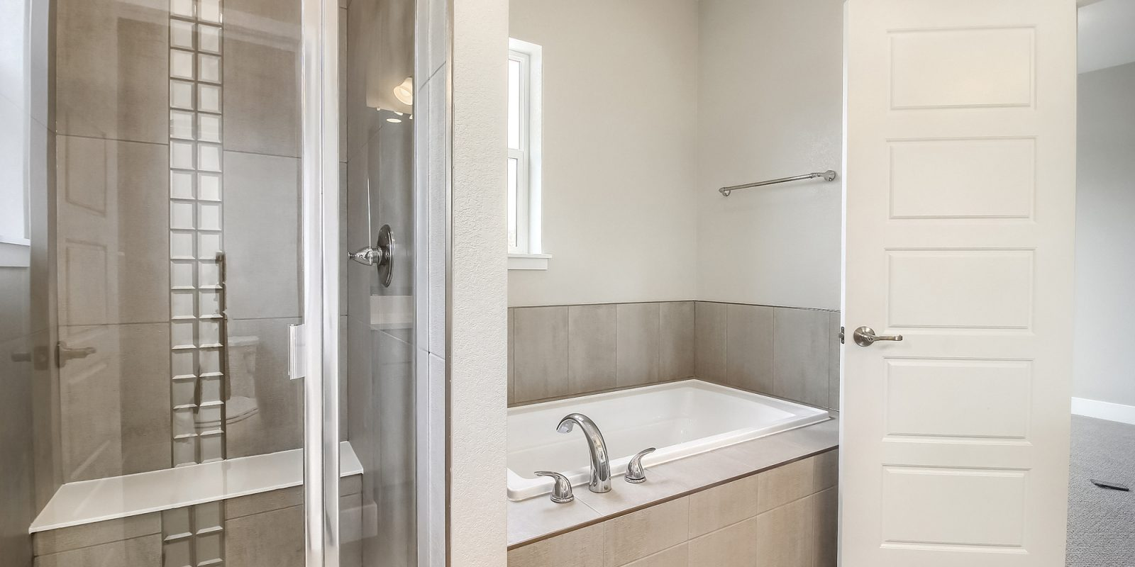Downtown Superior: Affinity - Master Bathroom