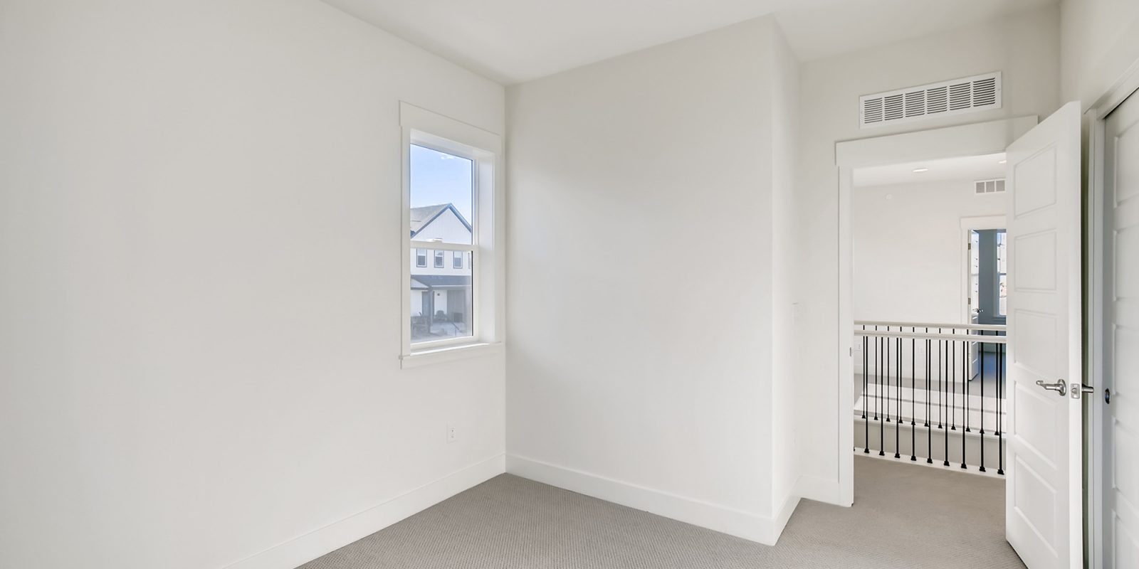 Downtown Superior: Balance - Second Upstairs Bedroom
