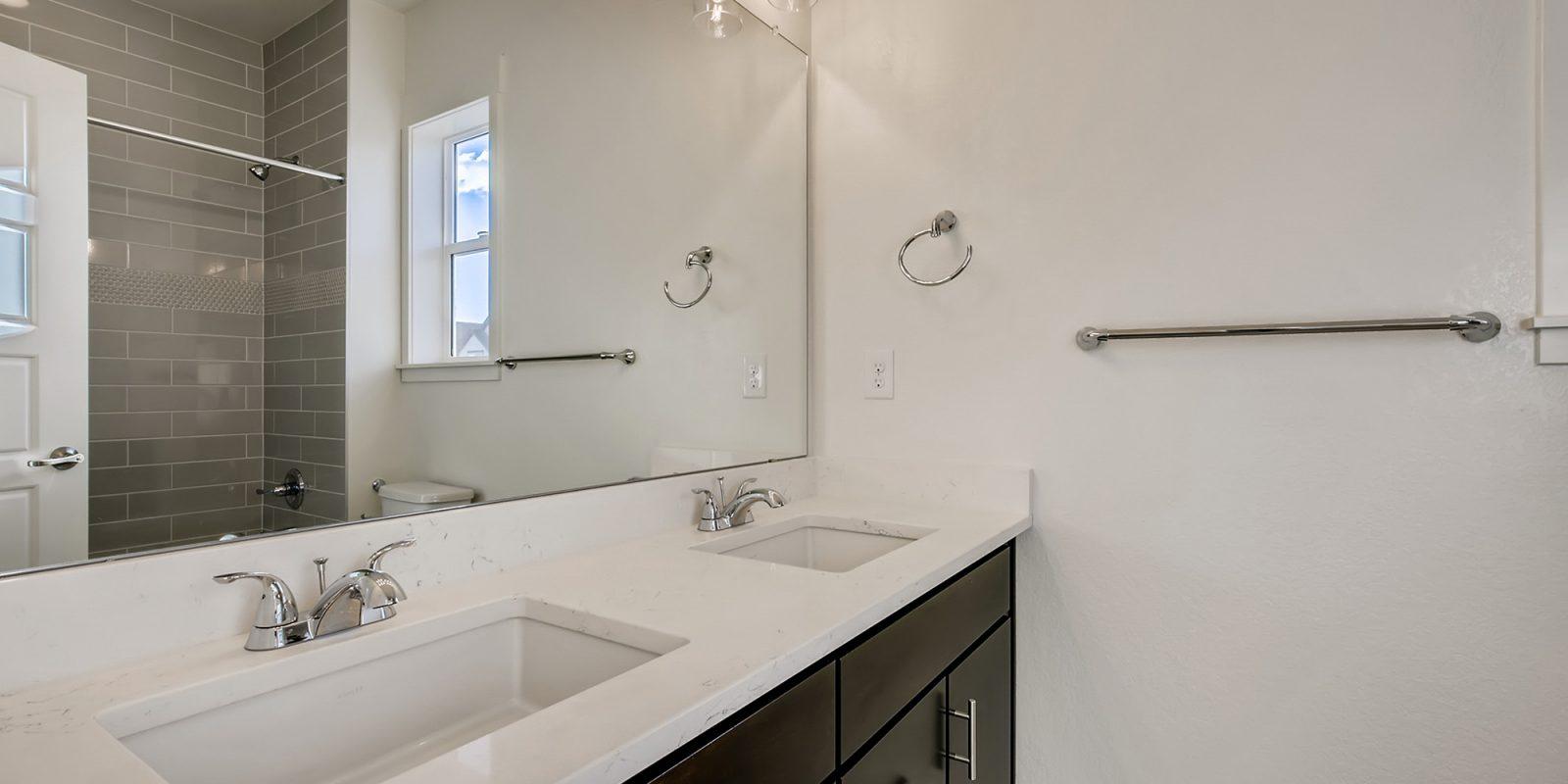 Downtown Superior: Balance - Secondary Upstairs Bathroom
