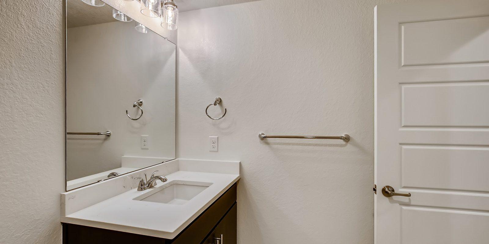 Downtown Superior: Balance - Finished Basement Bathroom
