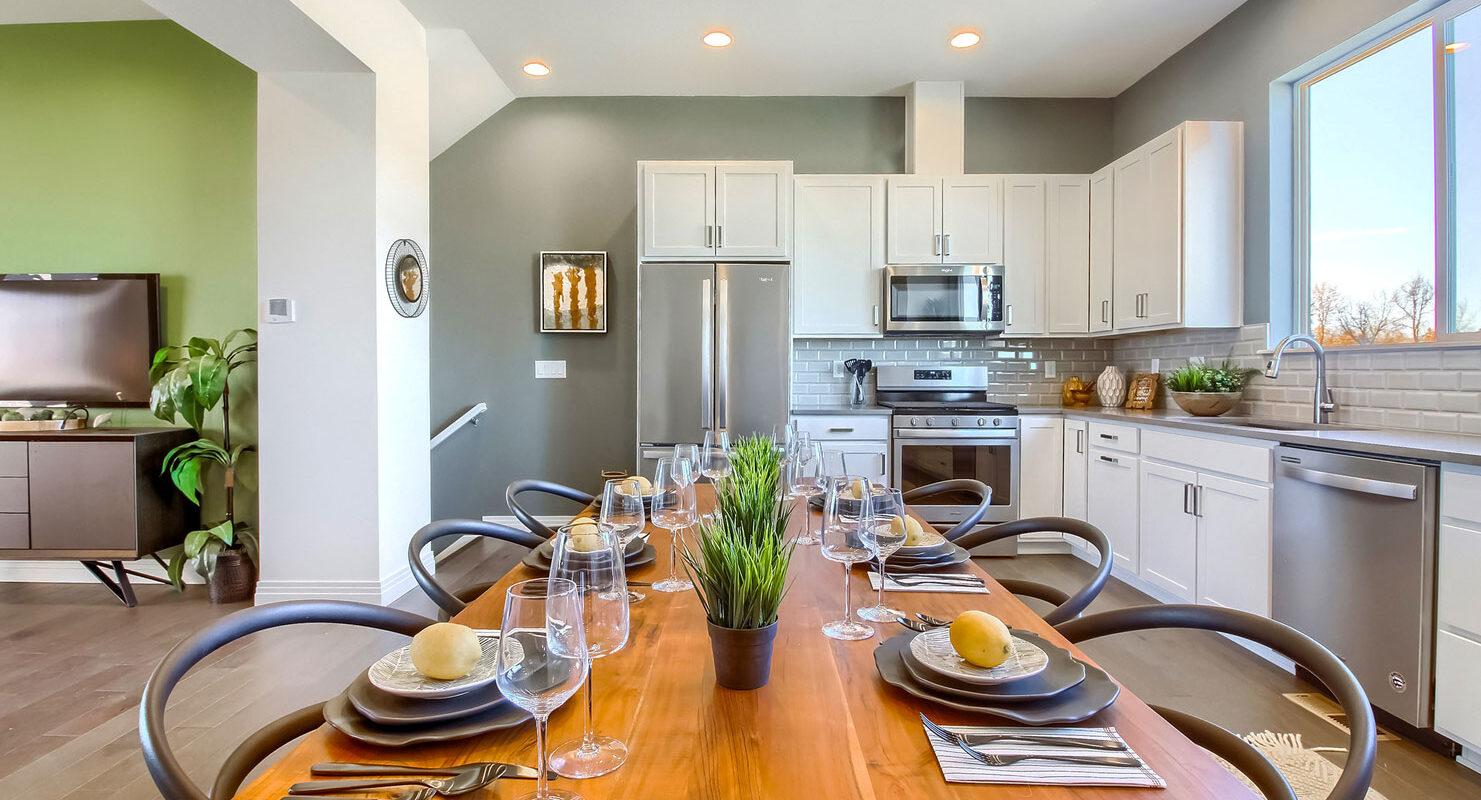 WestRidge: Paramount - Kitchen