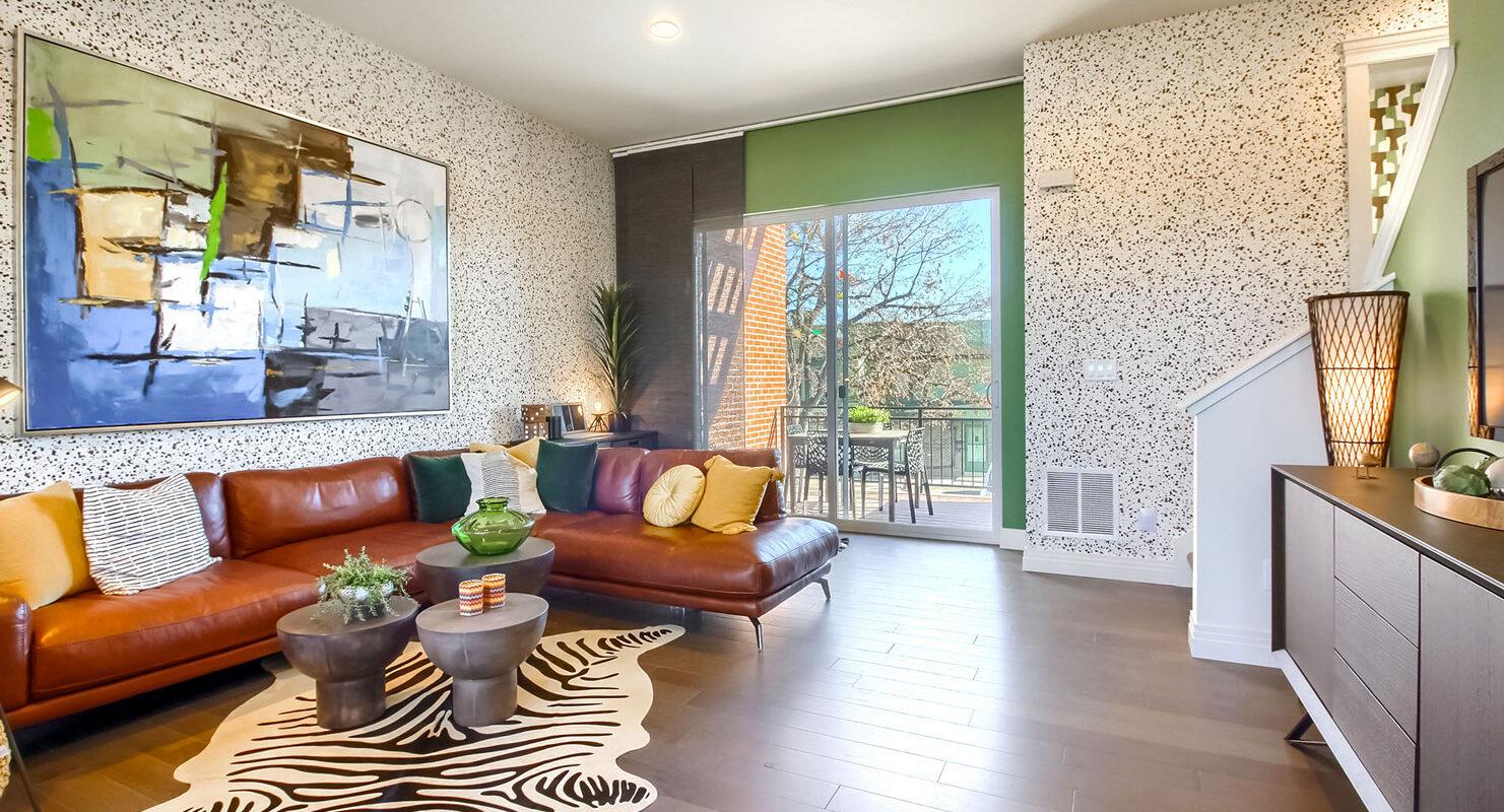 WestRidge: Paramount - Living Room