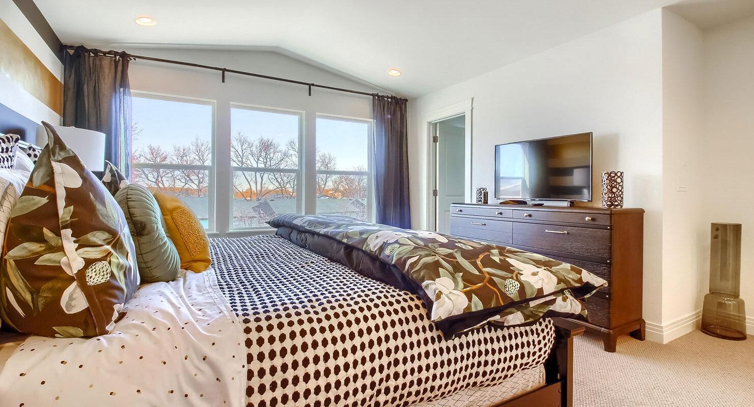 WestRidge: Paramount - Master Bedroom