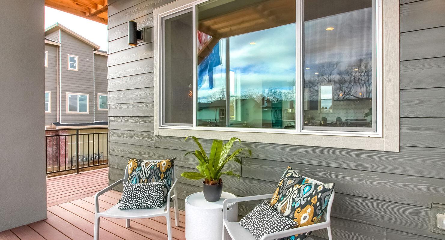 WestRidge: Simms - Front Porch