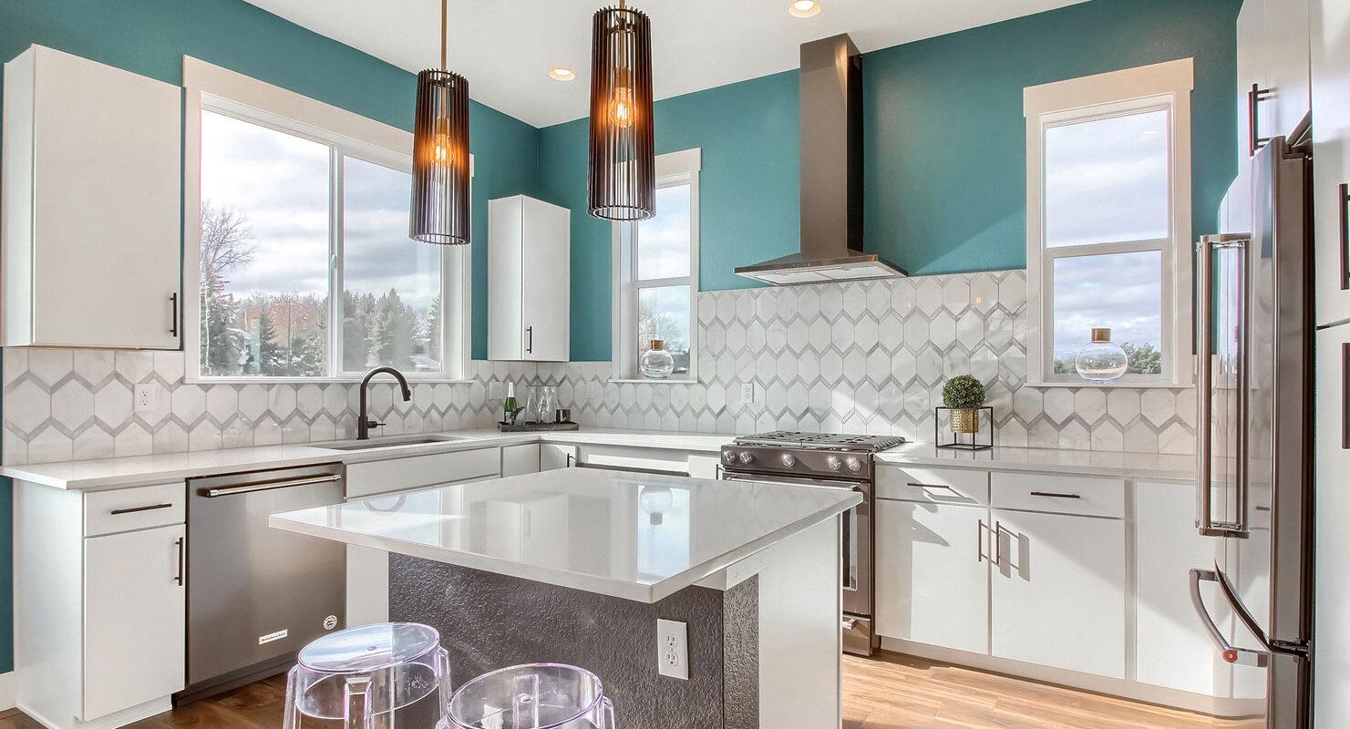 WestRidge: Simms - Kitchen