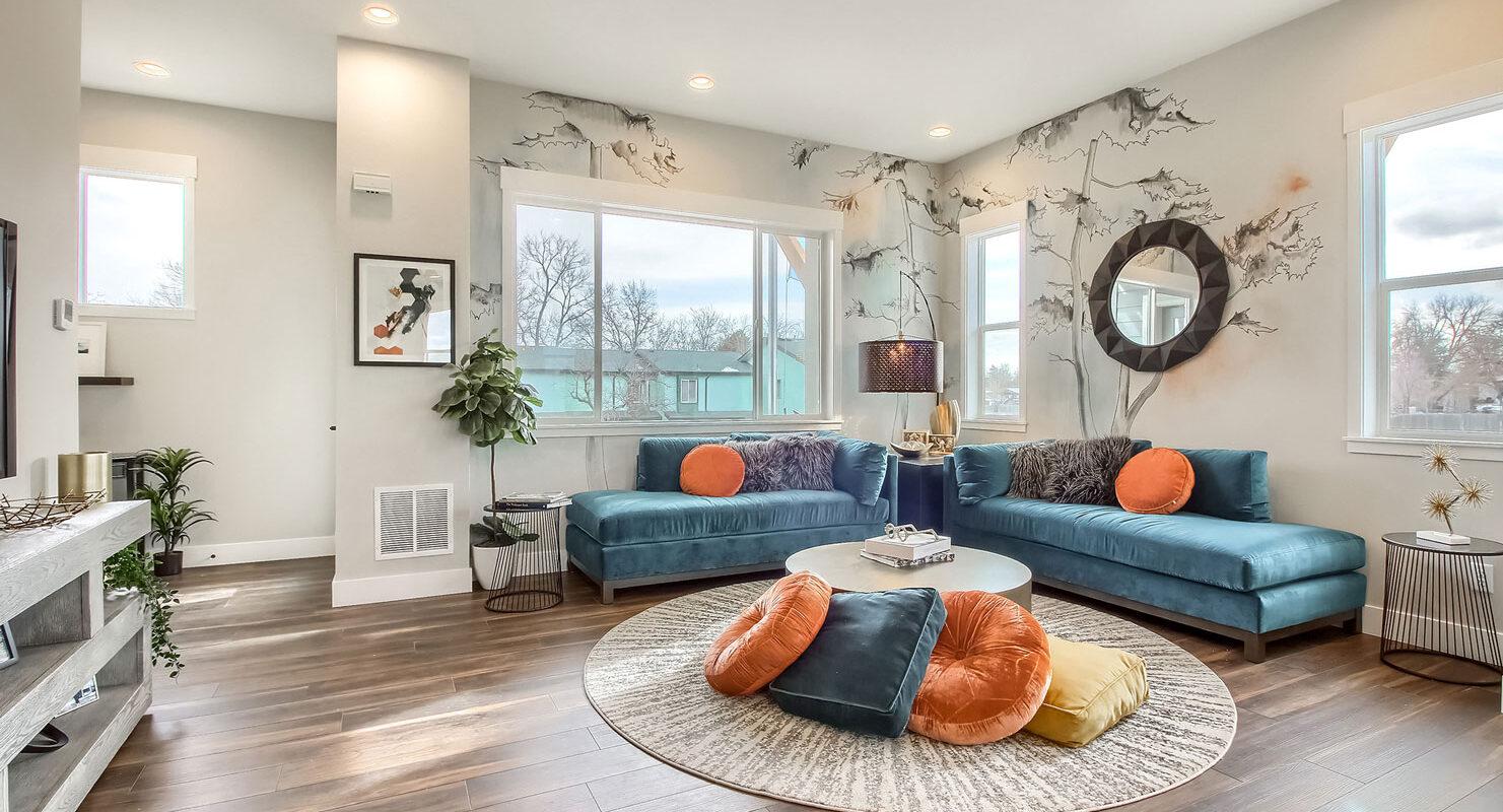 WestRidge: Simms - Living Room