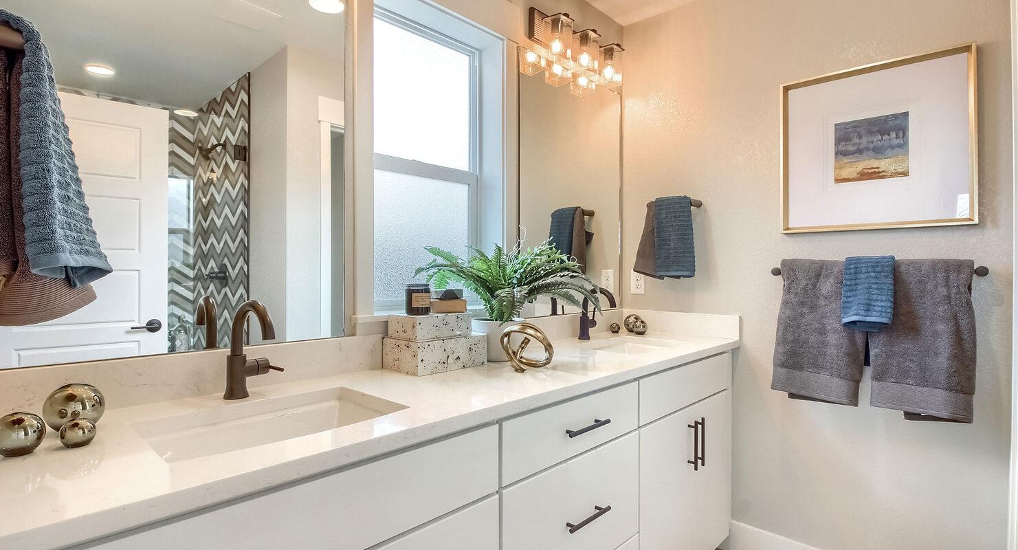 WestRidge: Simms - Master Bathroom