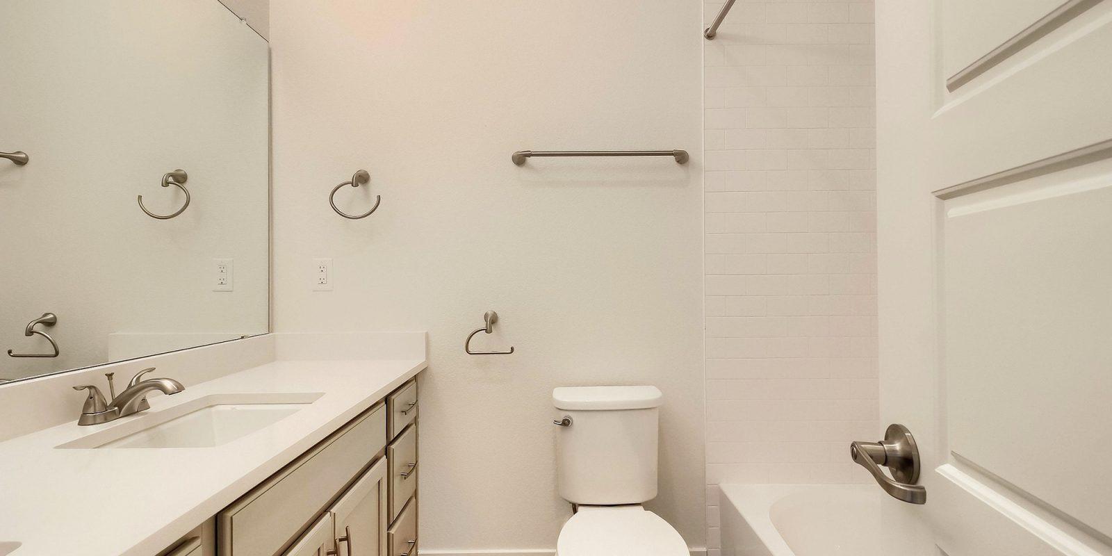 Downtown Superior: Vitality - Secondary Bathroom