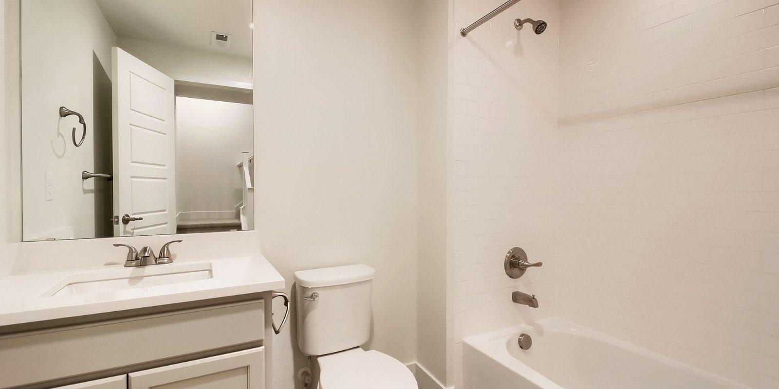 Downtown Superior: Vitality - Lower Level Bathroom