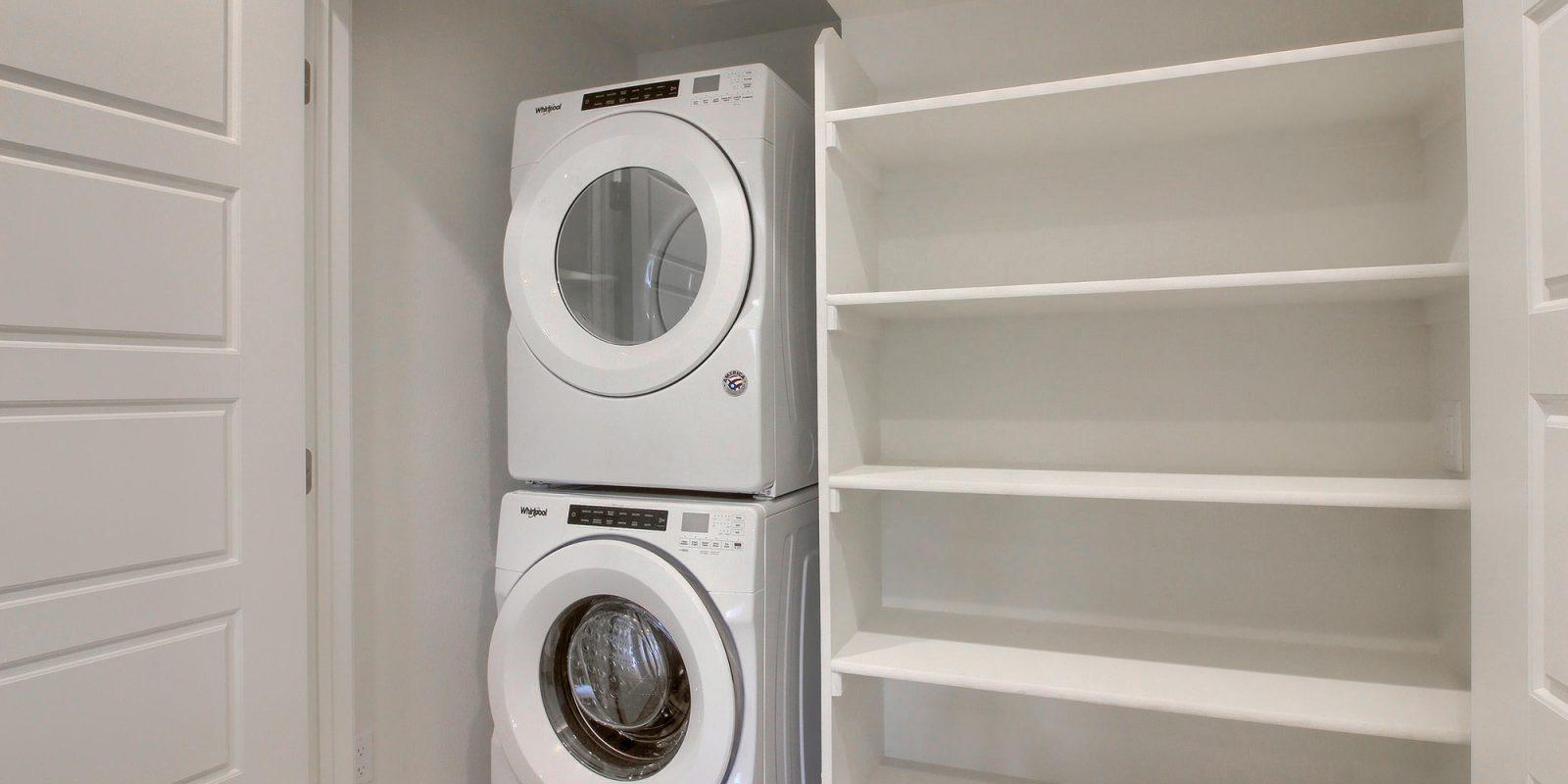 Arista: Uptown - Upstairs Laundry Room