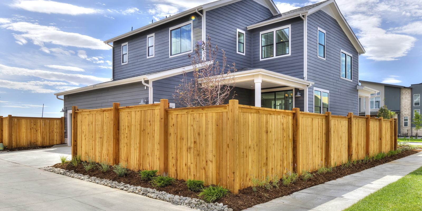 Vitality Collection: Revive - Fenced Yard