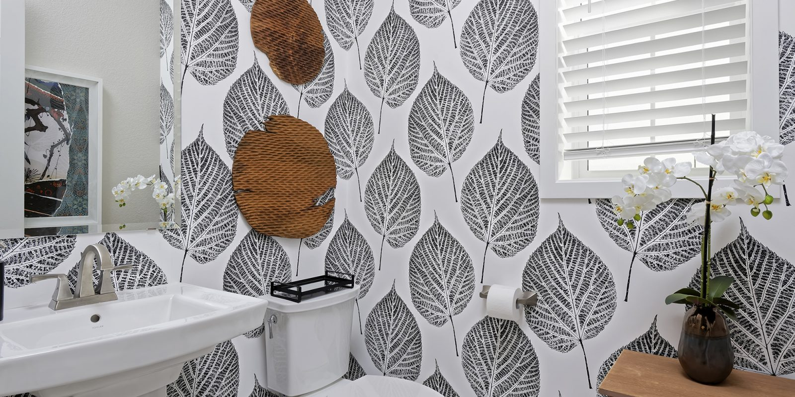 Vitality Collection: Revive - Powder Room