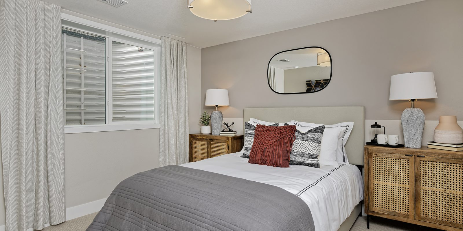Vitality Collection: Revive - Fourth Bedroom in Basement