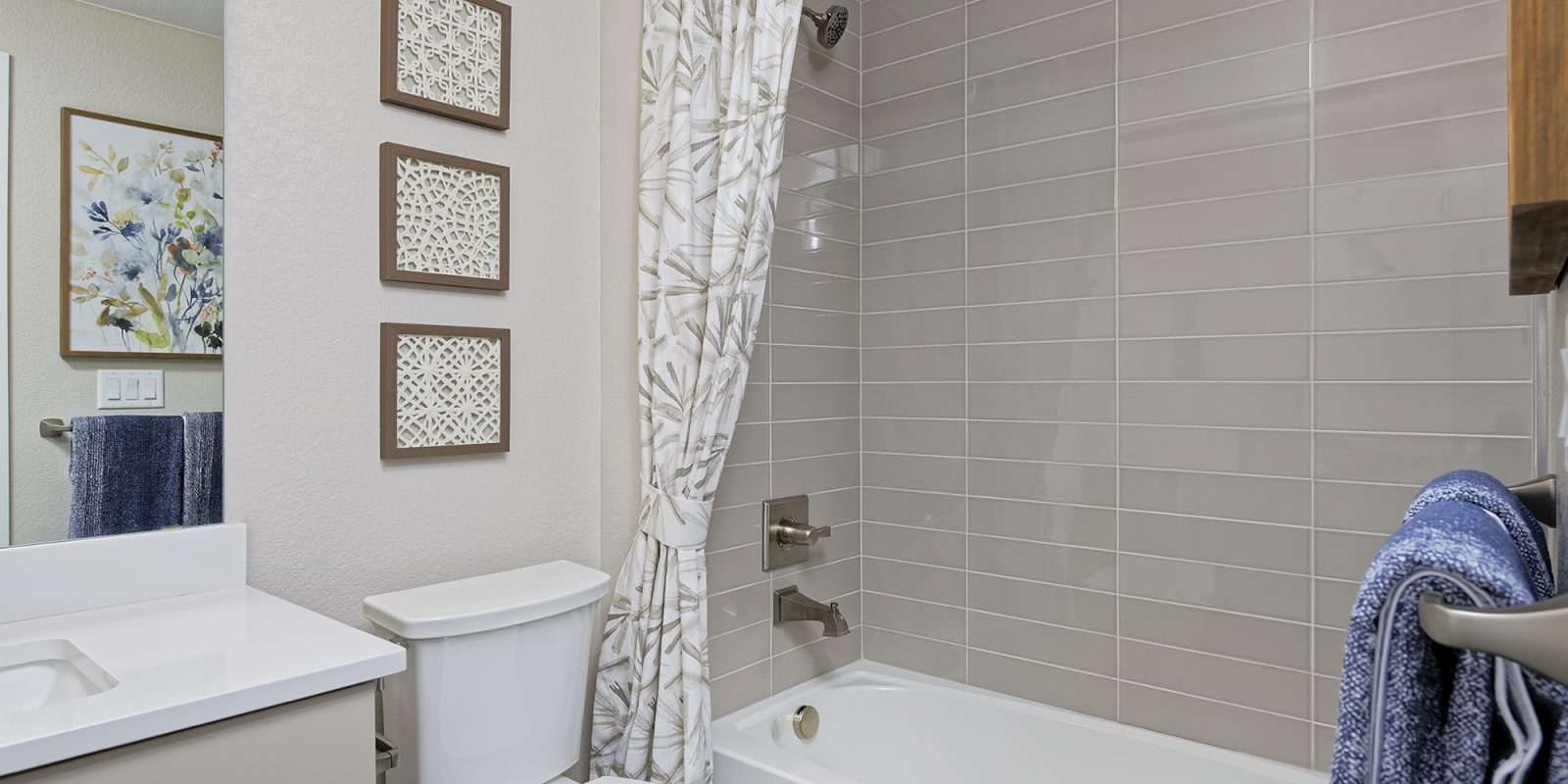 Vitality Collection: Revive - Basement Bathroom