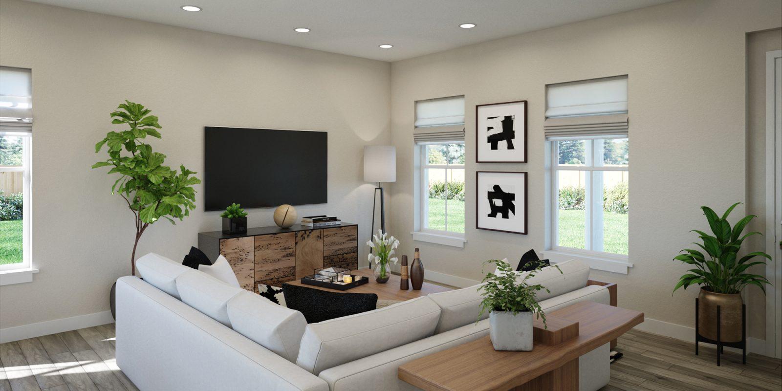Vitality Collection: Renew - Living Room