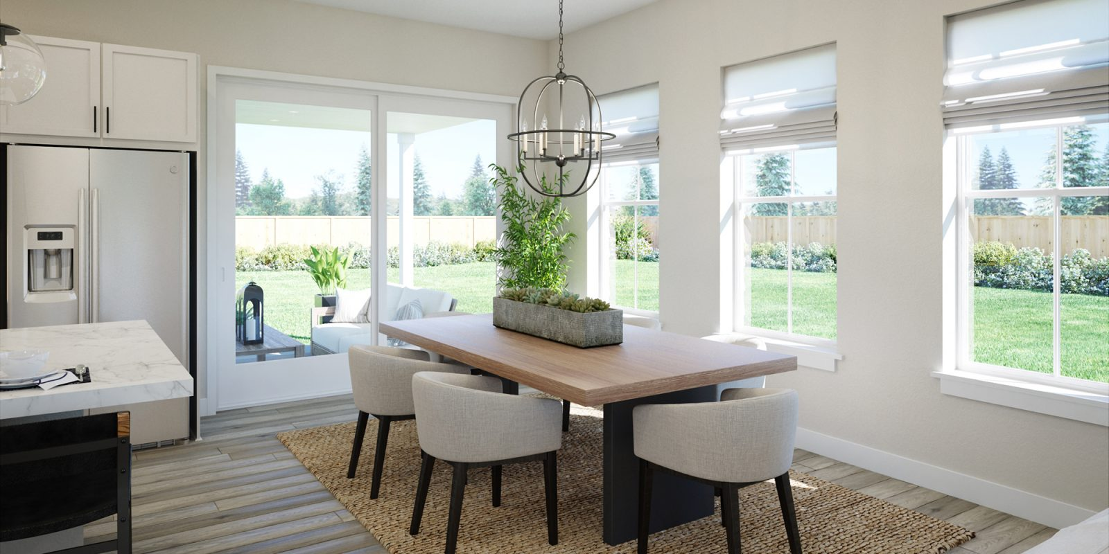 Vitality Collection: Renew - Dining Room