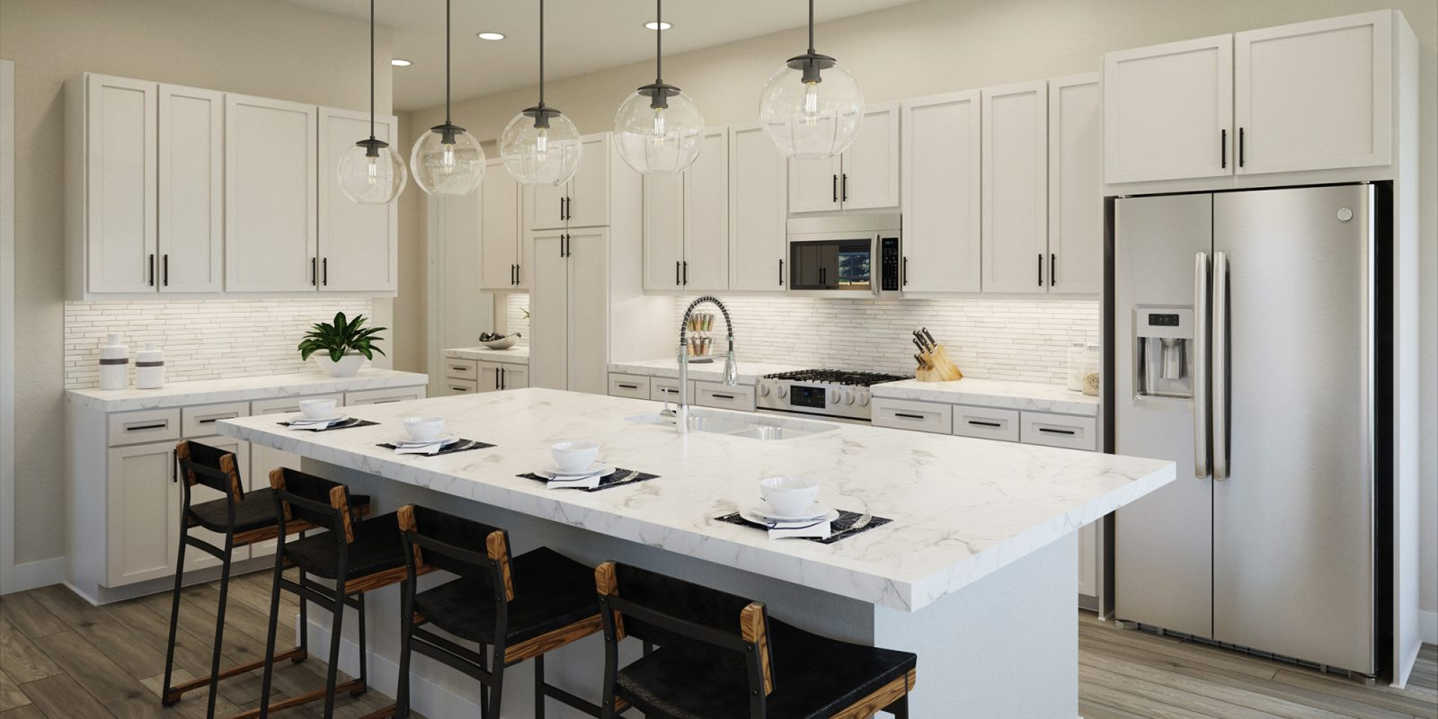 Vitality Collection: Renew - Kitchen