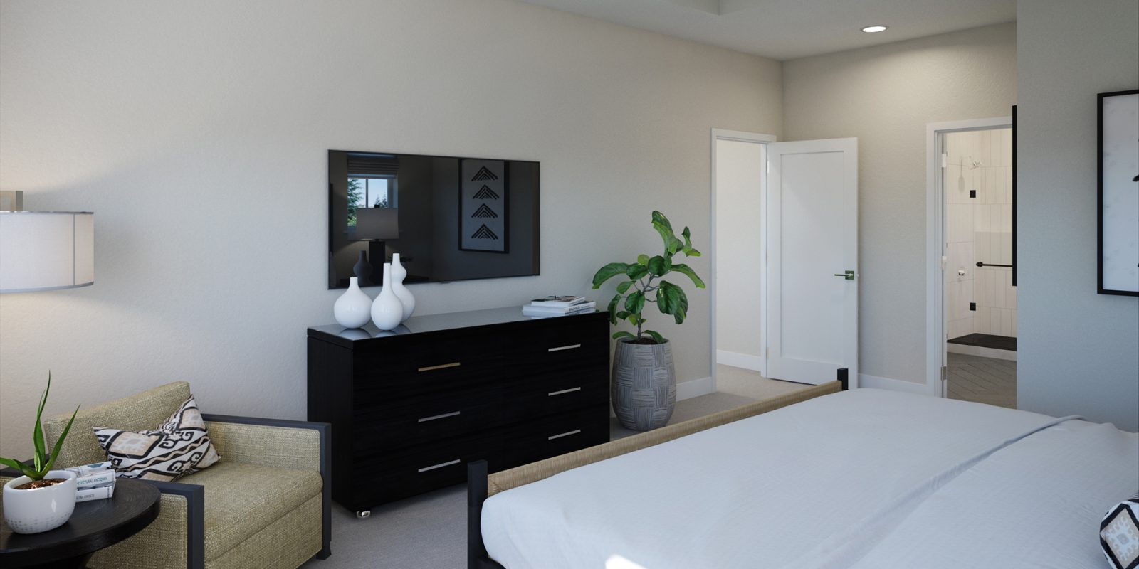 Vitality Collection: Renew - Master Bedroom