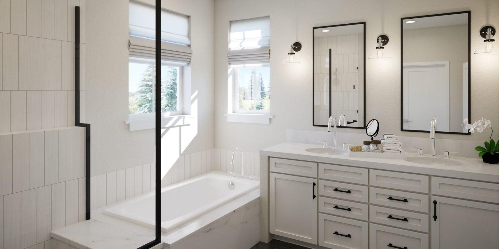 Vitality Collection: Renew - Master Bathroom
