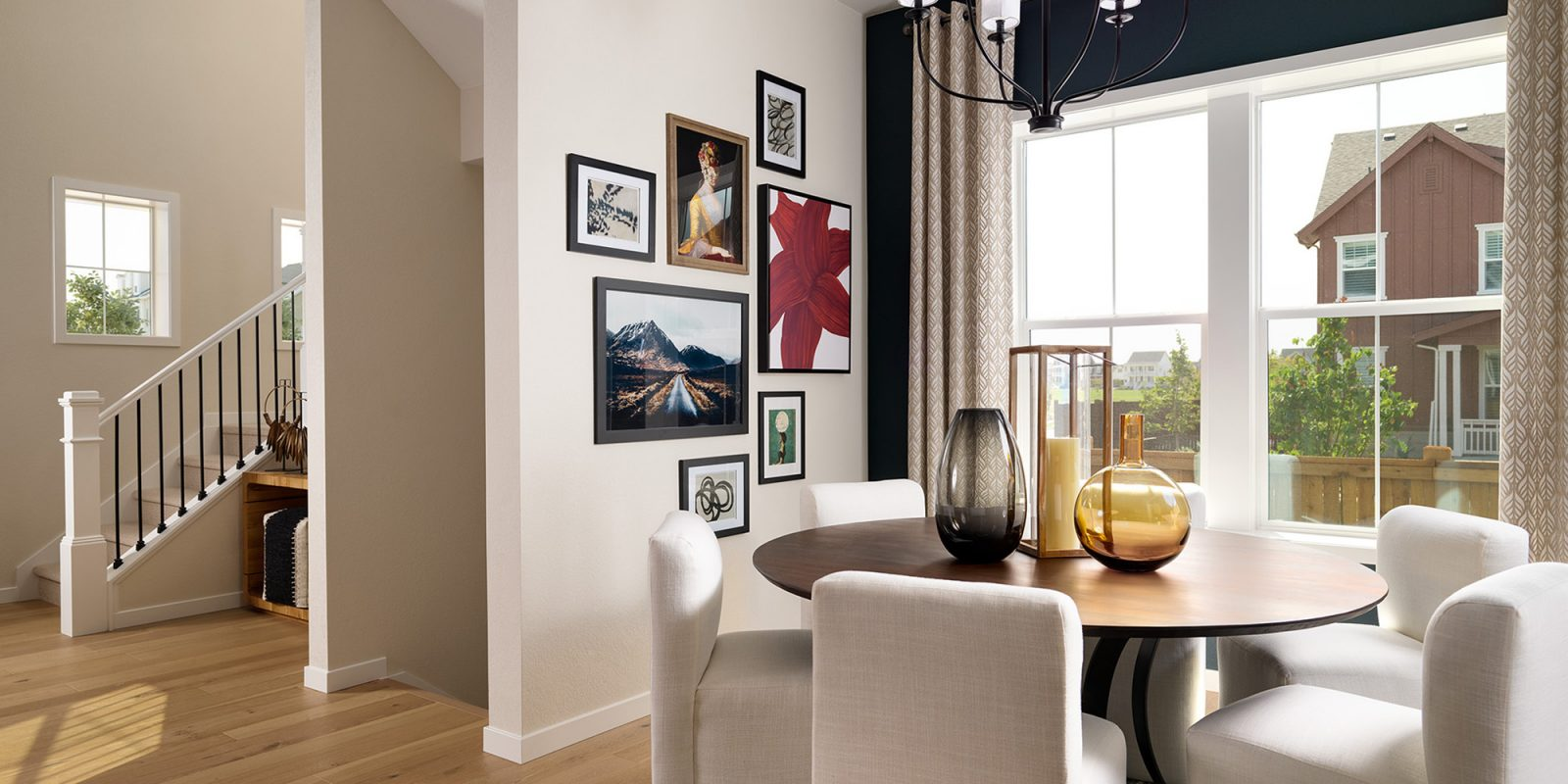 Vitality Collection: Revive - Dining Nook