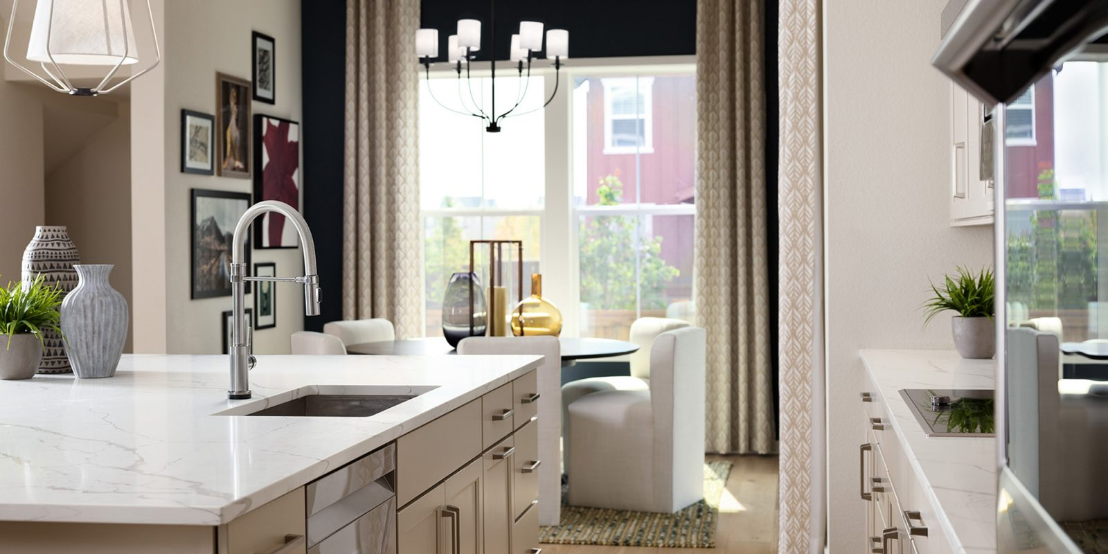 Vitality Collection: Revive - Kitchen and Dining Nook