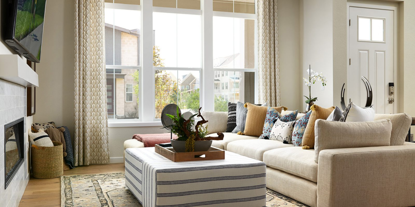 Vitality Collection: Revive- Living Room