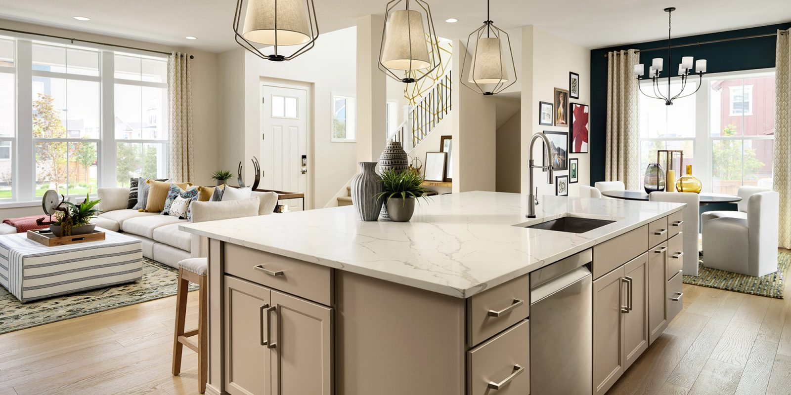 Vitality Collection: Revive - Open Floor Plan