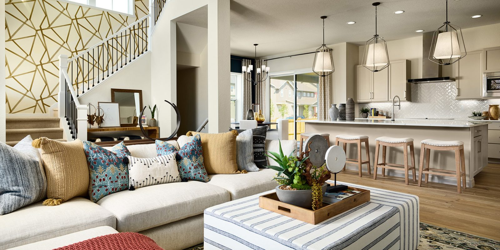 Vitality Collection: Revive - Living Room