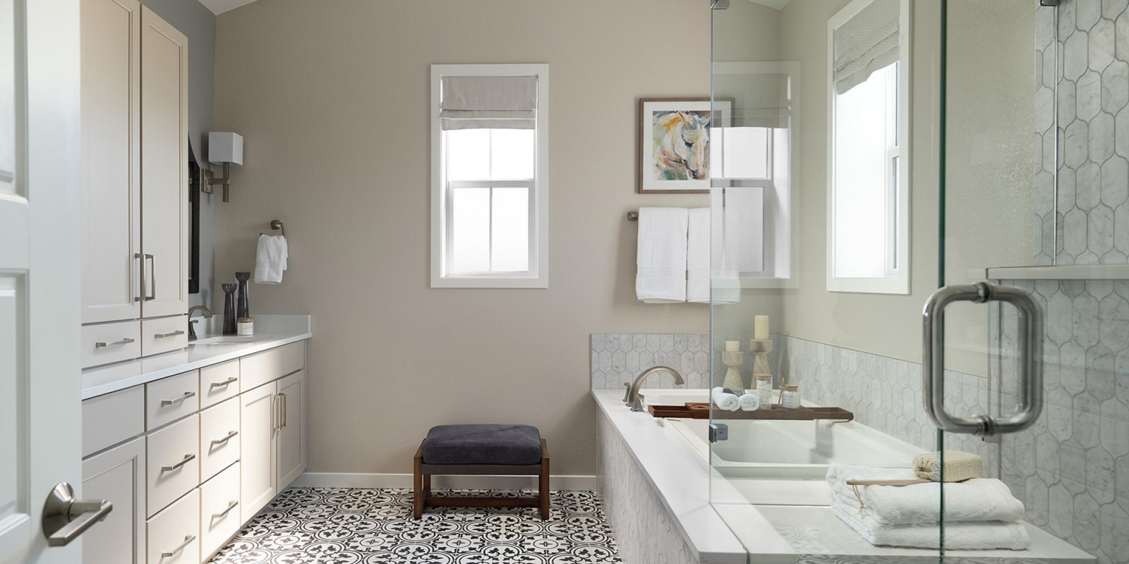 Vitality Collection: Revive - Master Bathroom