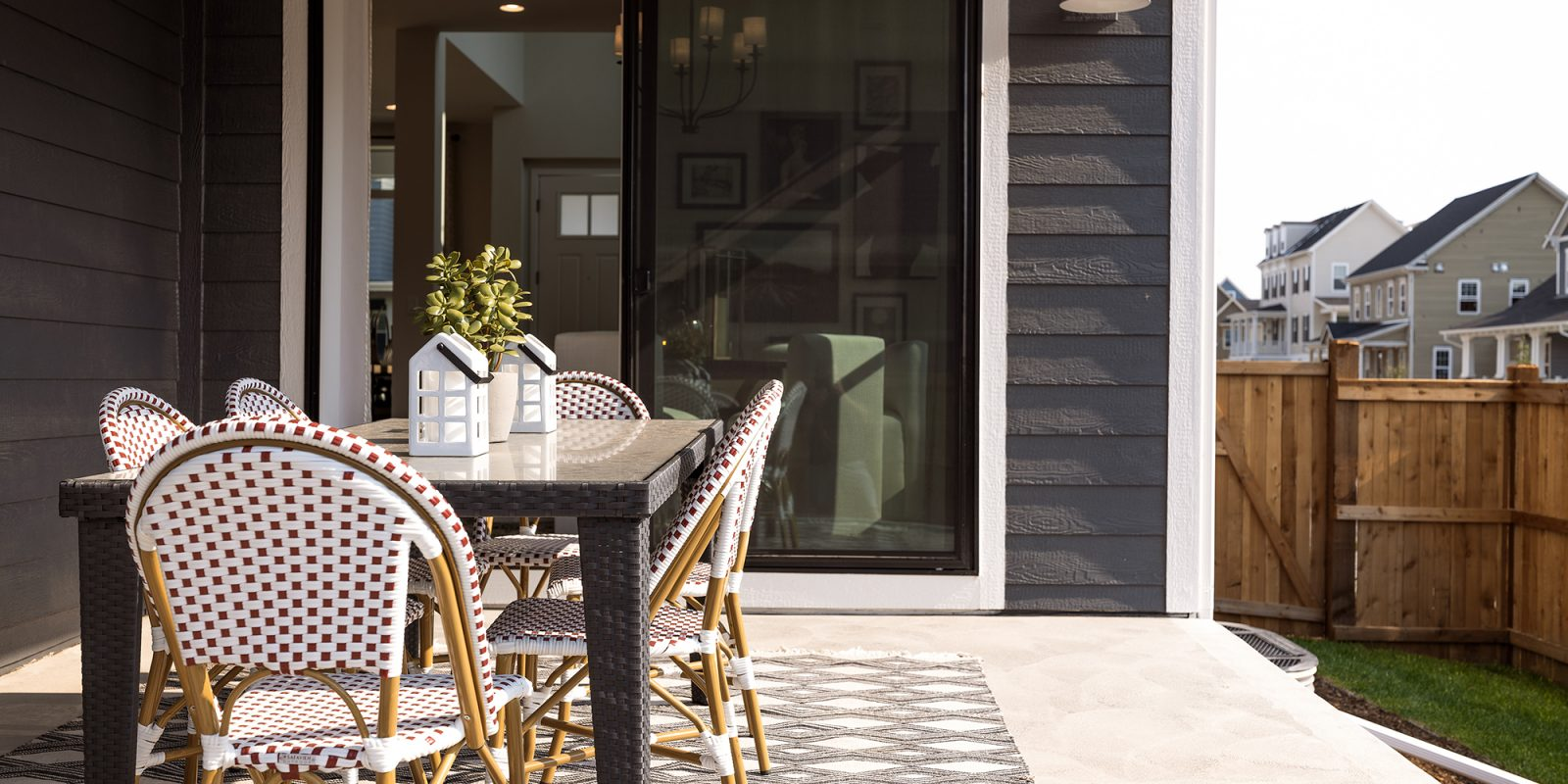 Vitality Collection: Revive - Back Patio