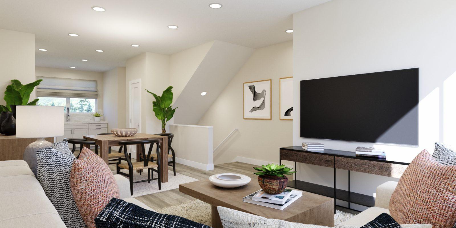 WestRidge DoMore Rows: Escape - Living Room