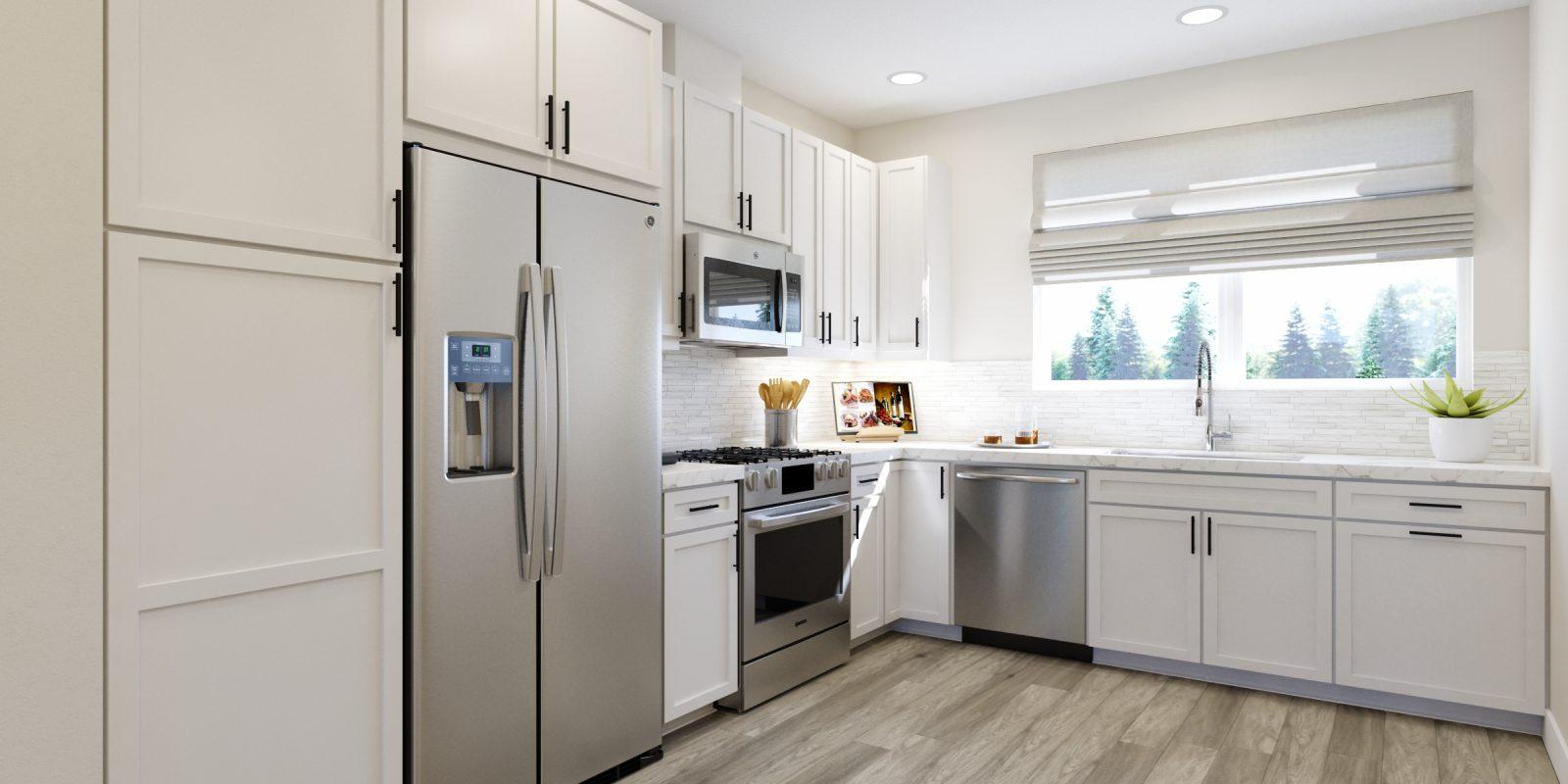 WestRidge DoMore Rows: Escape - Kitchen