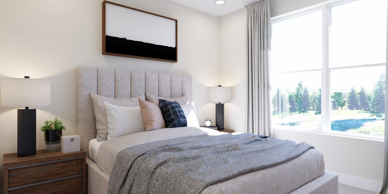 WestRidge DoMore Rows: Escape - Primary Bedroom