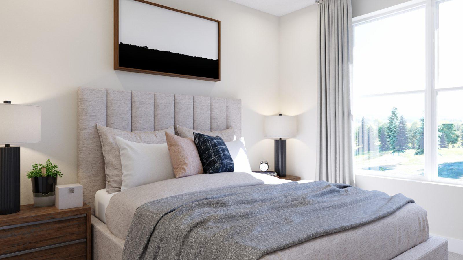 WestRidge DoMore Rows: Escape - Master Bedroom