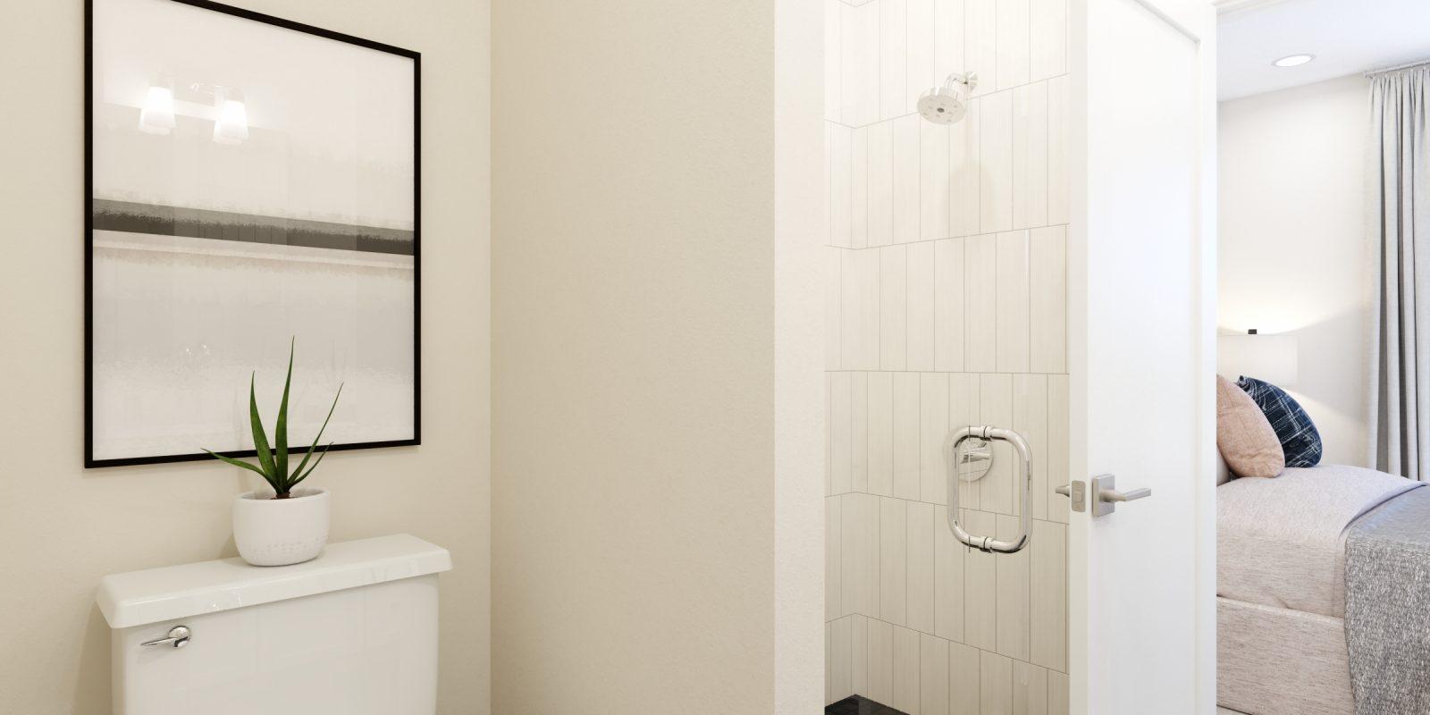 WestRidge DoMore Rows: Escape - Primary Bathroom