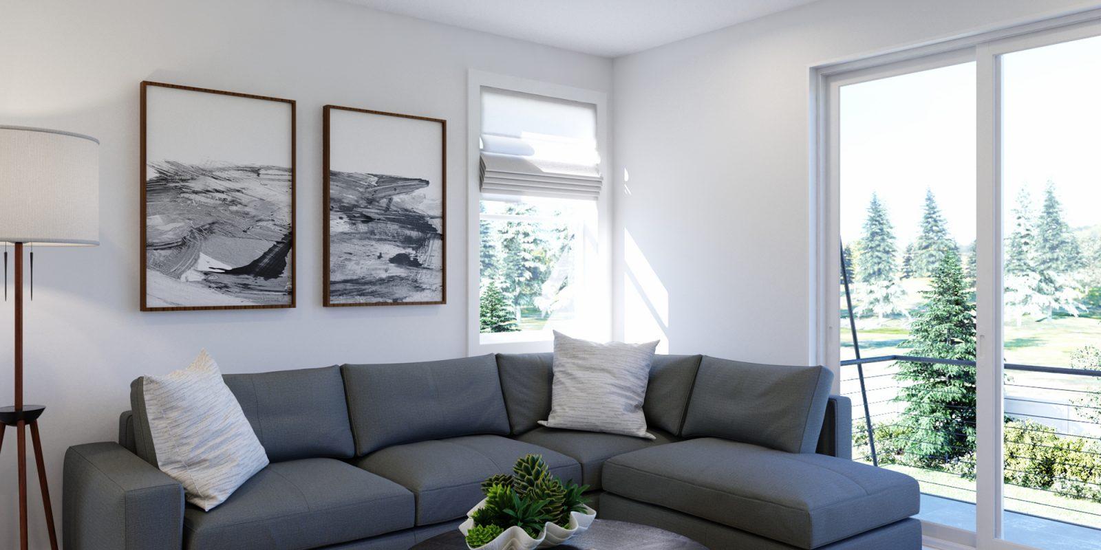 WestRidge DoMore Rows: Oasis - Living Room