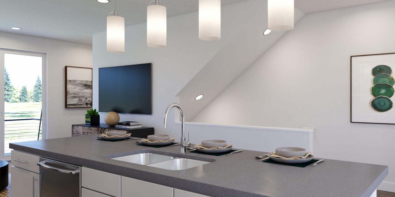 WestRidge DoMore Rows: Oasis - Kitchen