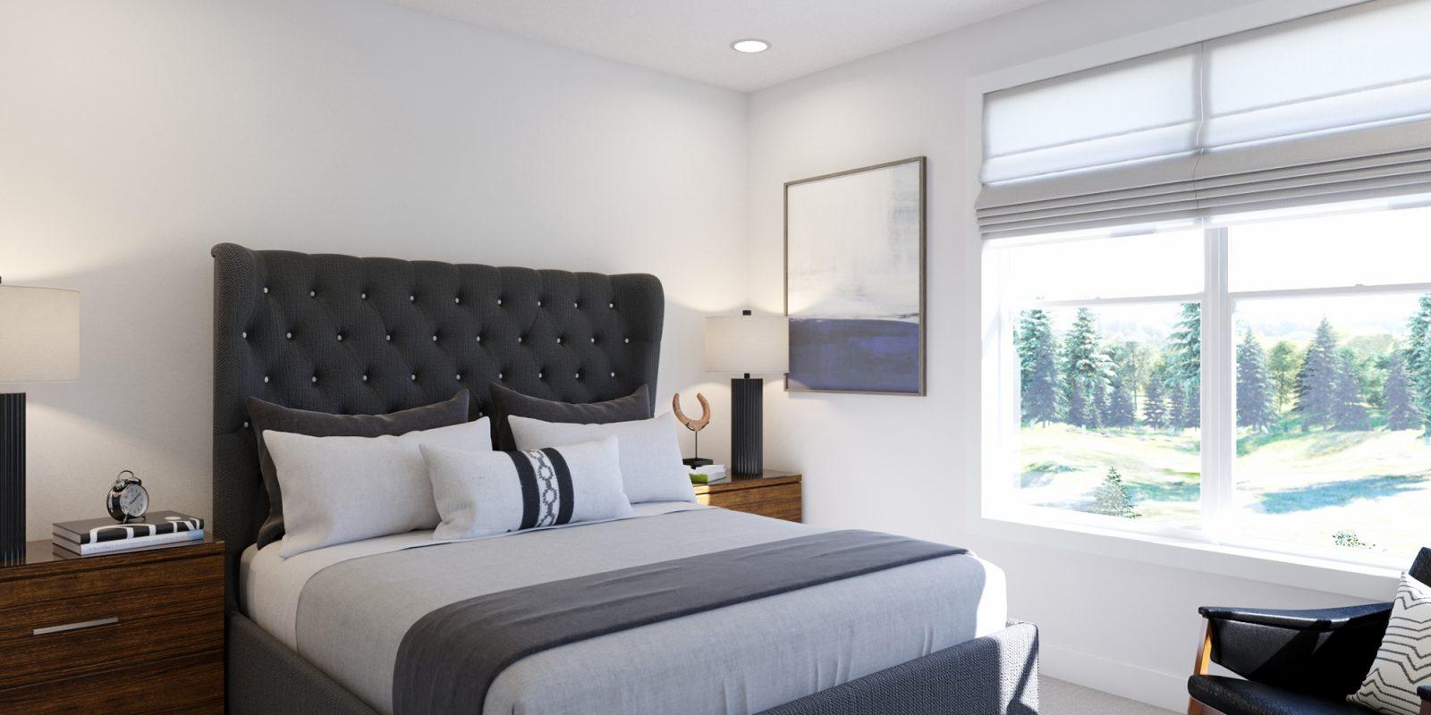 WestRidge DoMore Rows: Oasis - Master Bedroom
