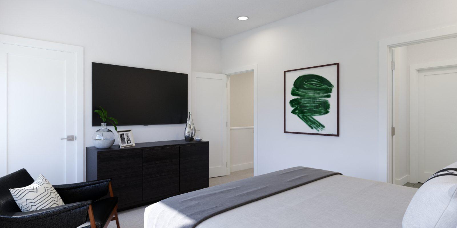 WestRidge DoMore Rows: Oasis - Primary Bedroom