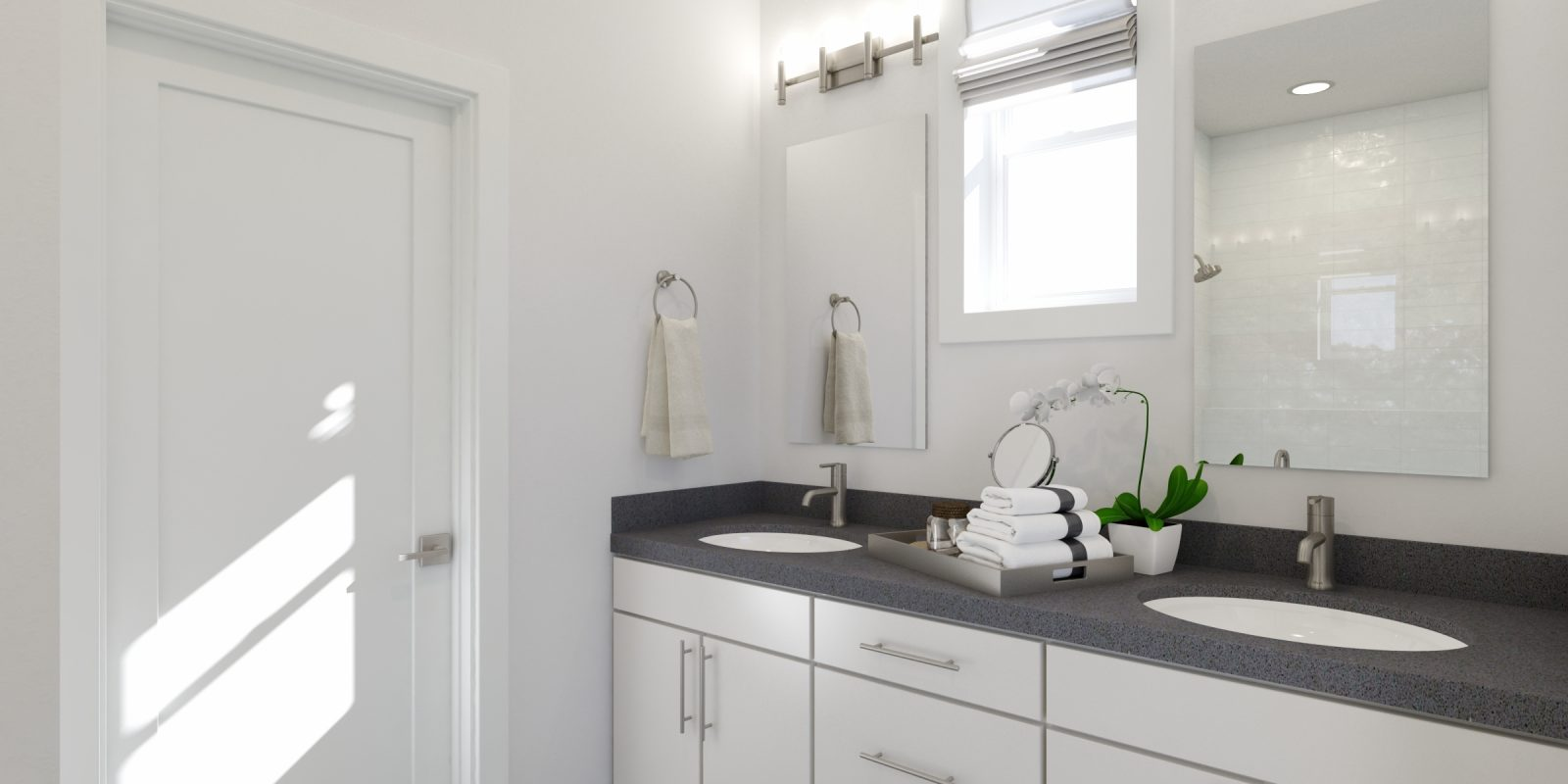 WestRidge DoMore Rows: Oasis - Primary Bathroom