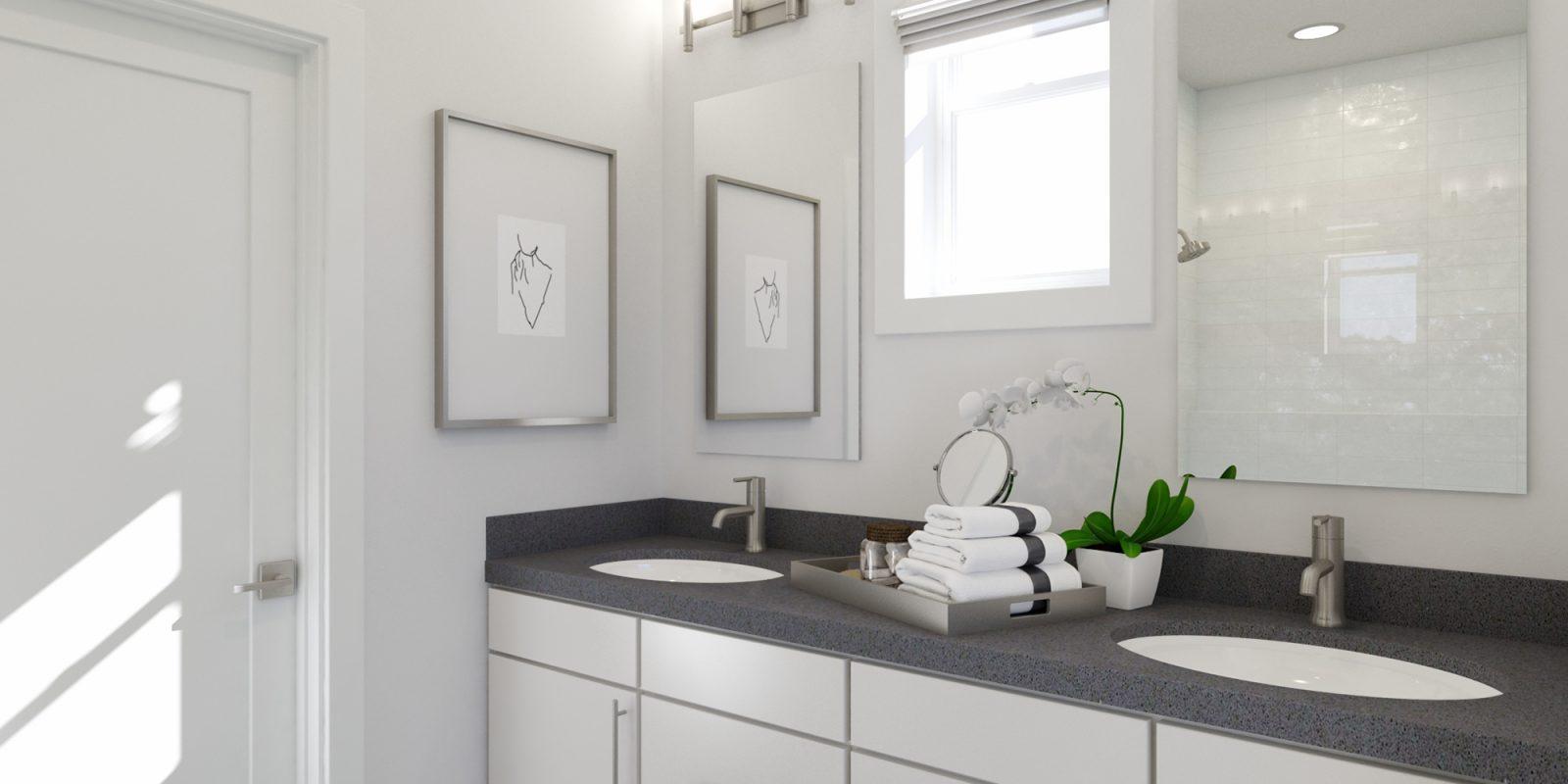 WestRidge DoMore Rows: Oasis - Master Bathroom