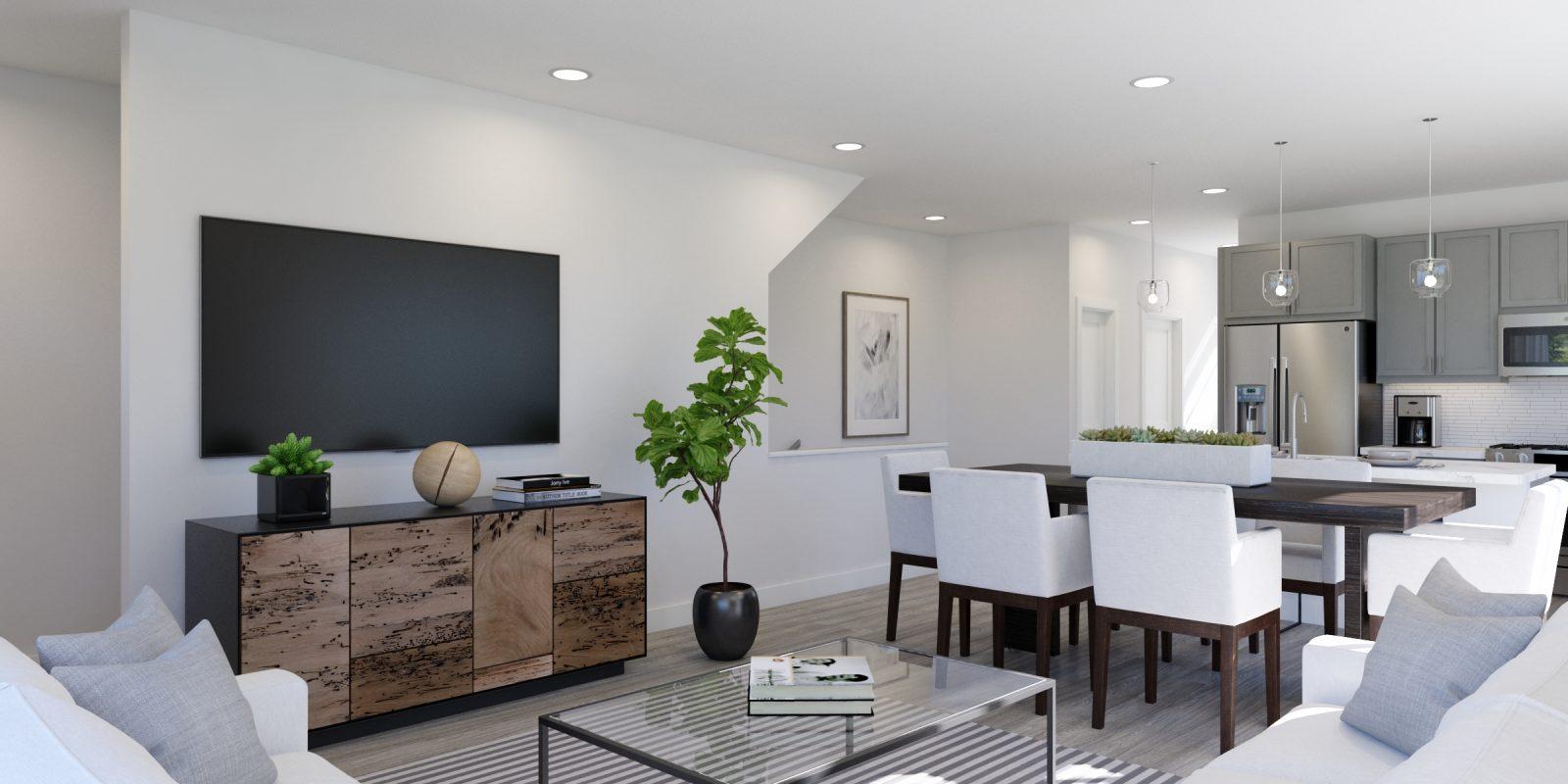 WestRidge DoMore Rows: Haven - Open Floor Plan