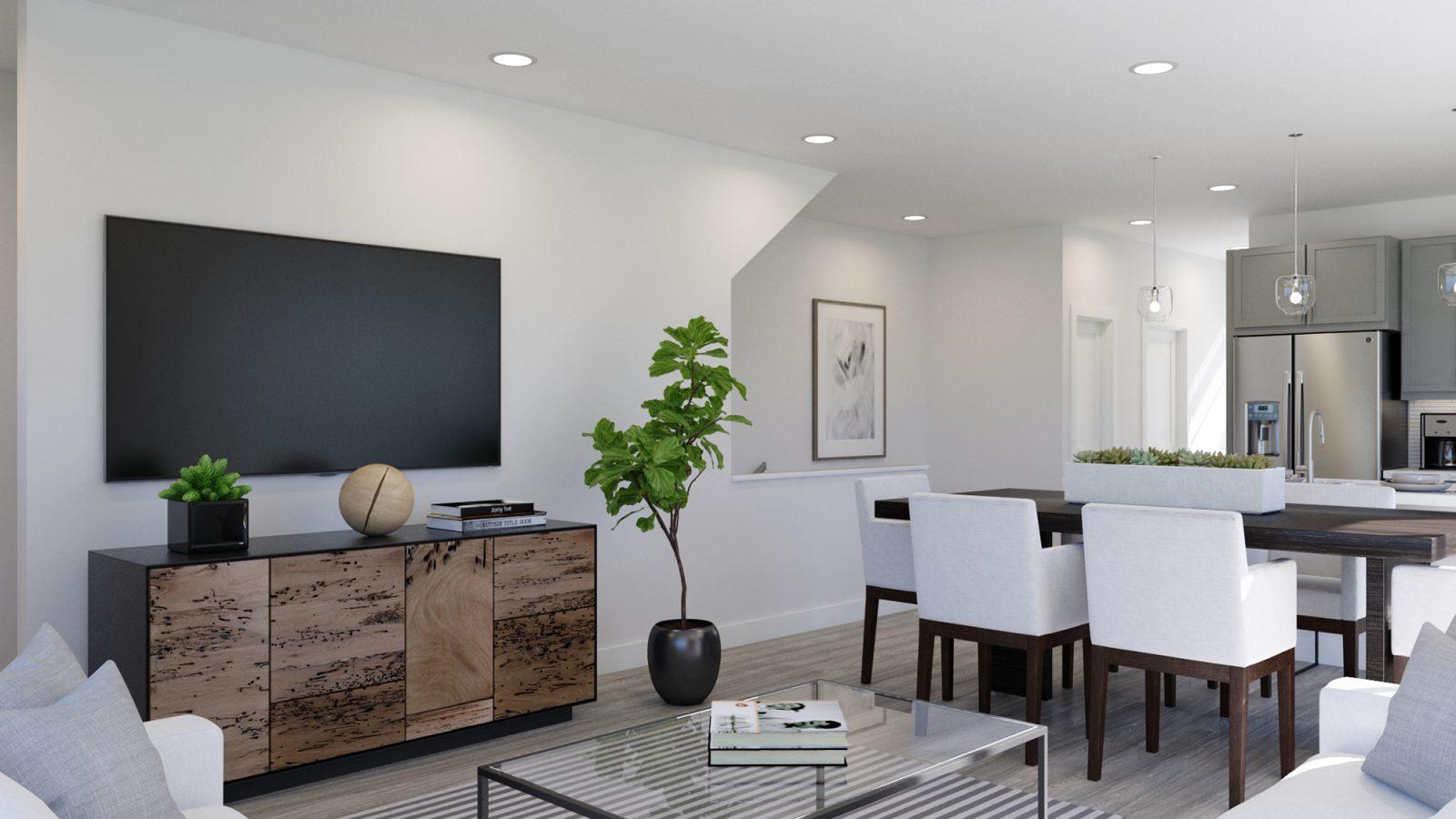 WestRidge DoMore Rows: Haven - Living Room