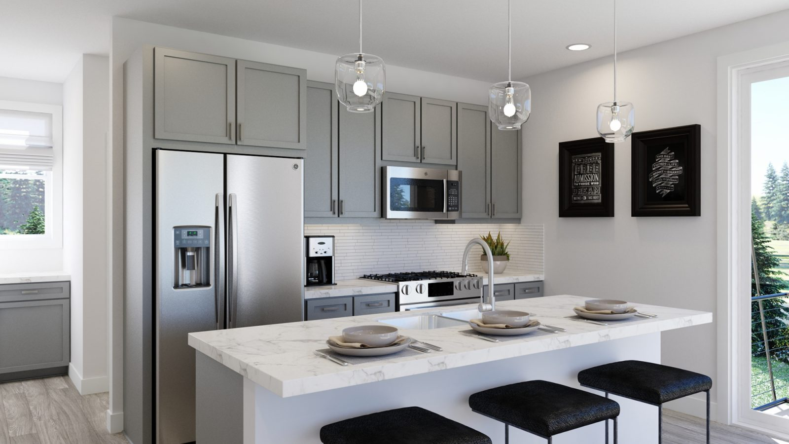WestRidge DoMore Rows: Haven - Kitchen