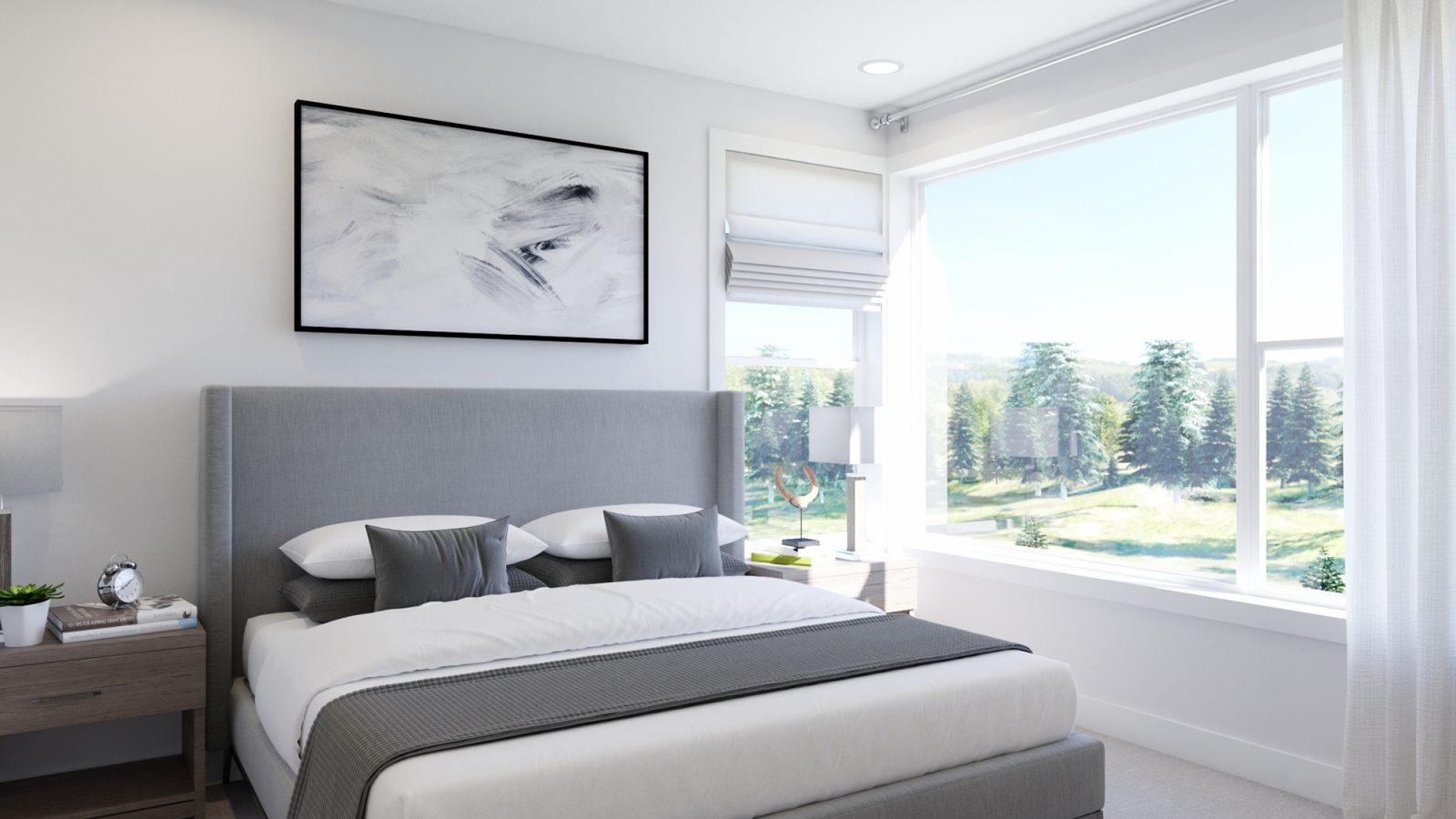WestRidge DoMore Rows: Haven - Master Bedroom